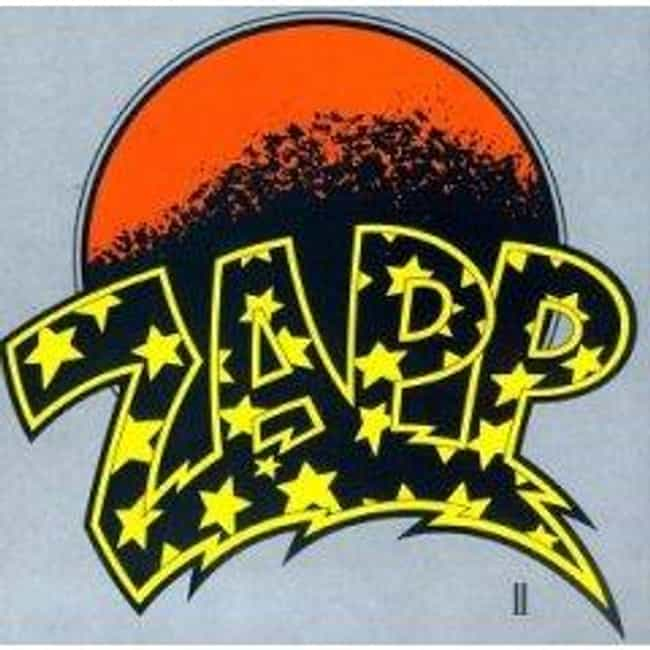 Zapp II is listed (or ranked) 1 on the list The Best Zapp Albums of All Time
