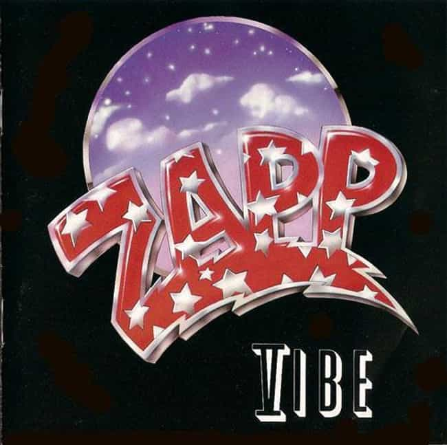 Zapp Vibe is listed (or ranked) 2 on the list The Best Zapp Albums of All Time