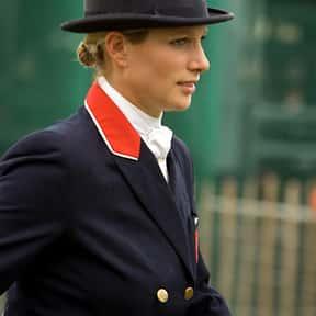 Zara Phillips is listed (or ranked) 5 on the list Famous Gordonstoun Alumni