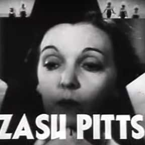 ZaSu Pitts is listed (or ranked) 14 on the list Full Cast of Monte Carlo Actors/Actresses