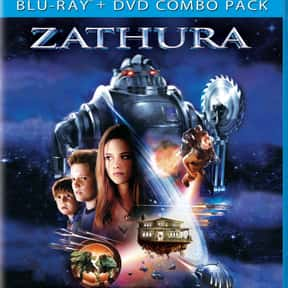 Zathura is listed (or ranked) 19 on the list The Best Movies of 2005