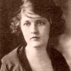Zelda Fitzgerald is listed (or ranked) 15 on the list Famous People From Alabama