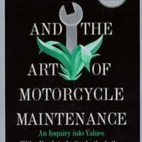 Zen and the Art of Motorcycle  is listed (or ranked) 24 on the list The Most Overrated Books of All Time