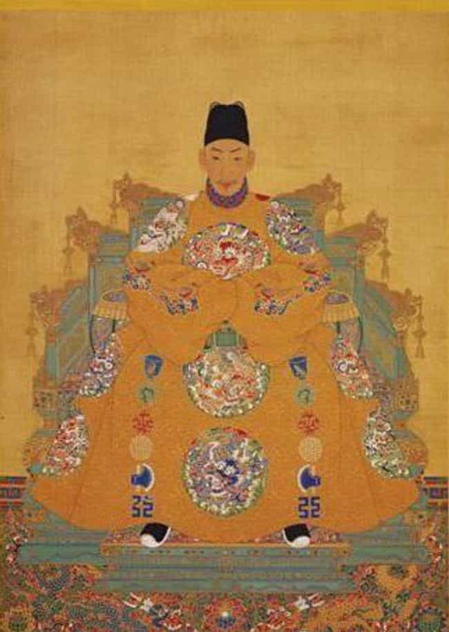 The Zhengde Emperor Would Kidnap Unmarried Woman To Add To His Harem