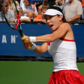 Zheng Jie is listed (or ranked) 18 on the list The Shortest Women's Tennis Players Of All Time, Ranked