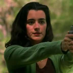 Ziva David is listed (or ranked) 7 on the list The Most Brilliant TV Detectives