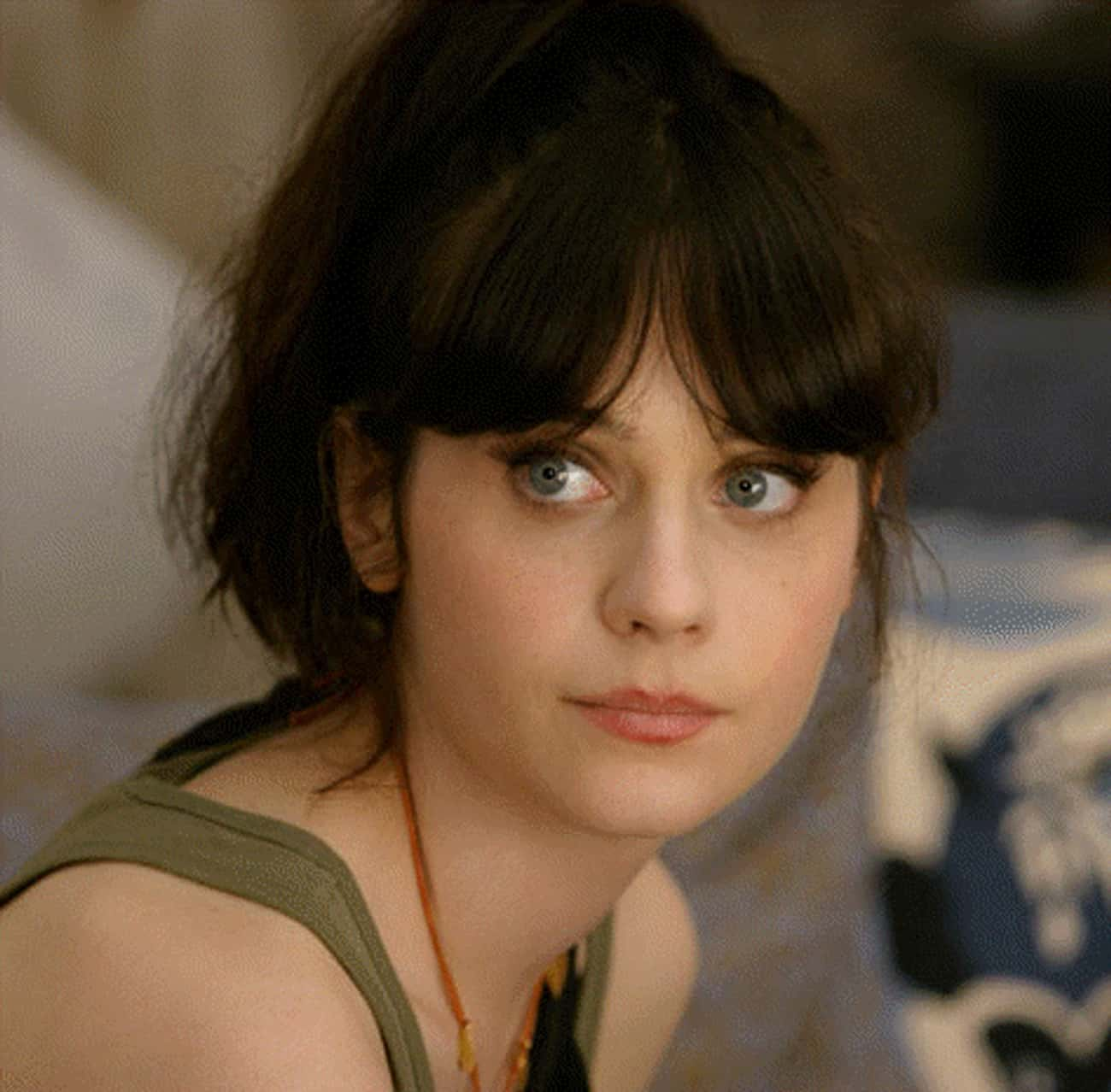 Zooey Deschanel is listed (or ranked) 3 on the list 33 Celebrities Who Drive Teslas