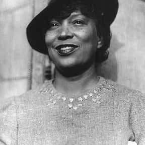 Zora Neale Hurston is listed (or ranked) 20 on the list The Best Female Authors of All Time