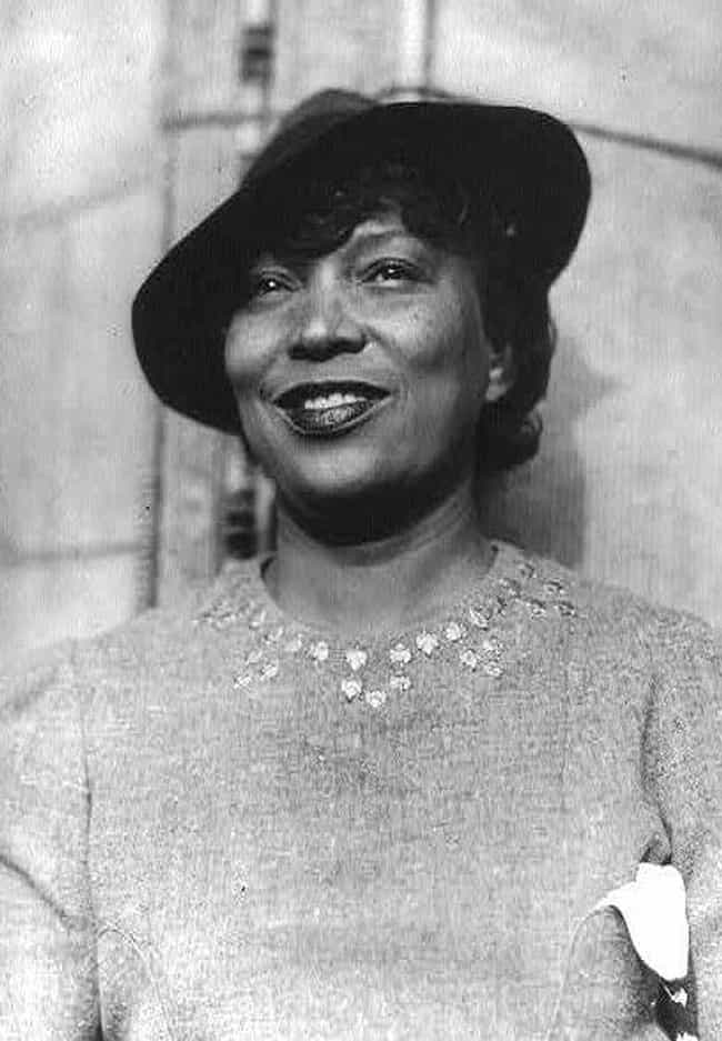 Zora Neale Hurston is listed (or ranked) 3 on the list Famous Female Anthropologists