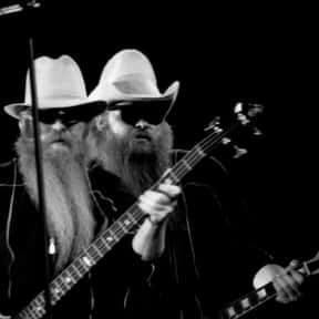 ZZ Top is listed (or ranked) 4 on the list The Best Pop Music Trios Of All Time