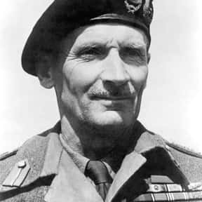 Bernard Montgomery, 1st Viscou is listed (or ranked) 14 on the list Famous People Named Bernie & Bernard