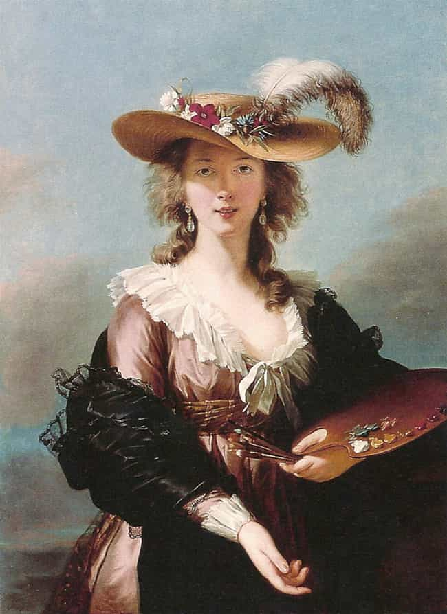 Louise Élisabeth ... is listed (or ranked) 4 on the list Famous Neoclassicism Artists