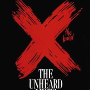 X is listed (or ranked) 5 on the list The Best Punk Blues Bands
