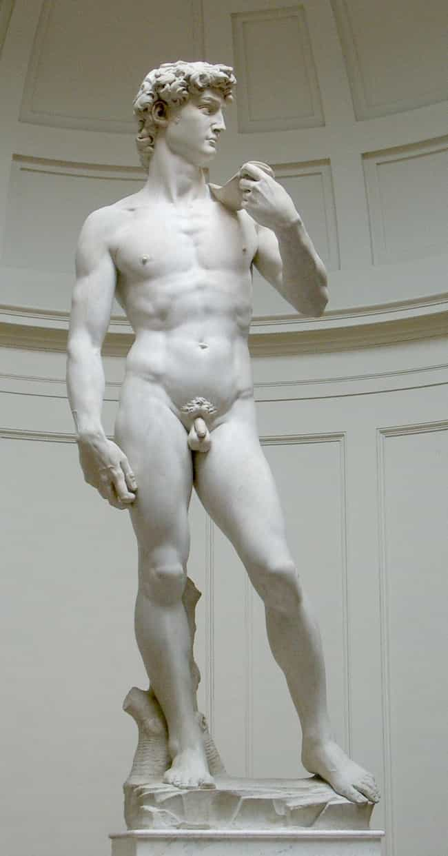 David is listed (or ranked) 3 on the list The Best Sculptures Of All Time
