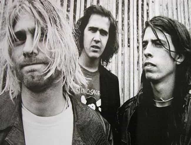 Nirvana is listed (or ranked) 4 on the list 10 Musicians Who Can Pull Off A Damn Good Prank