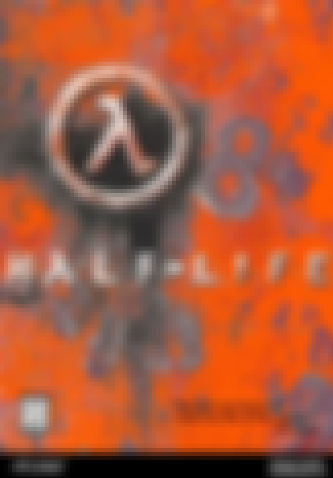 Half-Life is listed (or ranked) 2 on the list The Top 10 PC First-Person Shooters