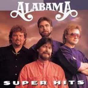 Alabama is listed (or ranked) 17 on the list The Best Country Rock Bands and Artists