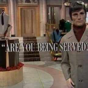 Are You Being Served? is listed (or ranked) 24 on the list The Best 1970s Spin-Off TV Shows