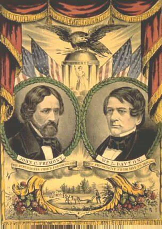 John C. Frémont is listed (or ranked) 3 on the list Famous Explorers from the United States