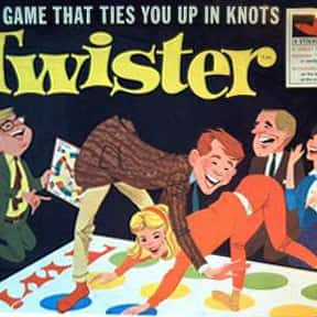 Twister is listed (or ranked) 20 on the list The Best Classic Board Games