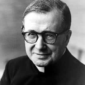 Josemaría Escrivá de Balaguer is listed (or ranked) 22 on the list The Best Catholic Authors