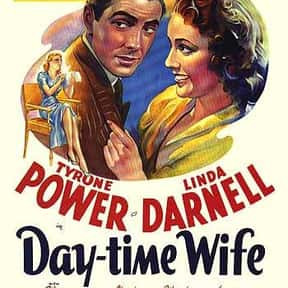 Day-Time Wife is listed (or ranked) 22 on the list The Best '30s Romantic Comedies
