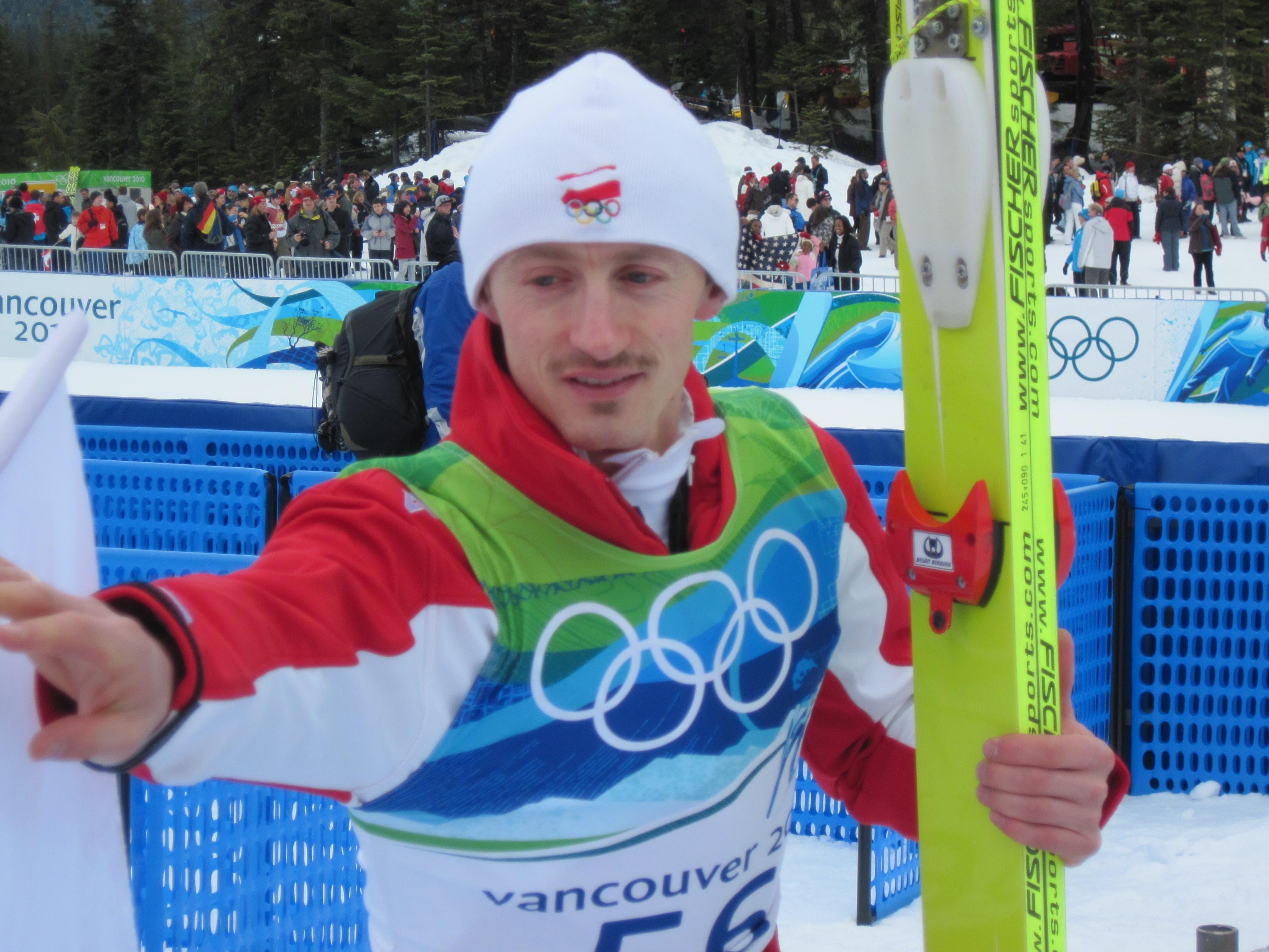 Random Best Olympic Athletes in Ski Jumping