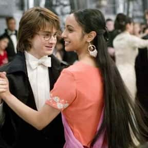 Parvati Patil is listed (or ranked) 25 on the list List of Harry Potter And The Goblet Of Fire Characters