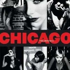 Chicago is listed (or ranked) 8 on the list The Best Musicals Based on Movies