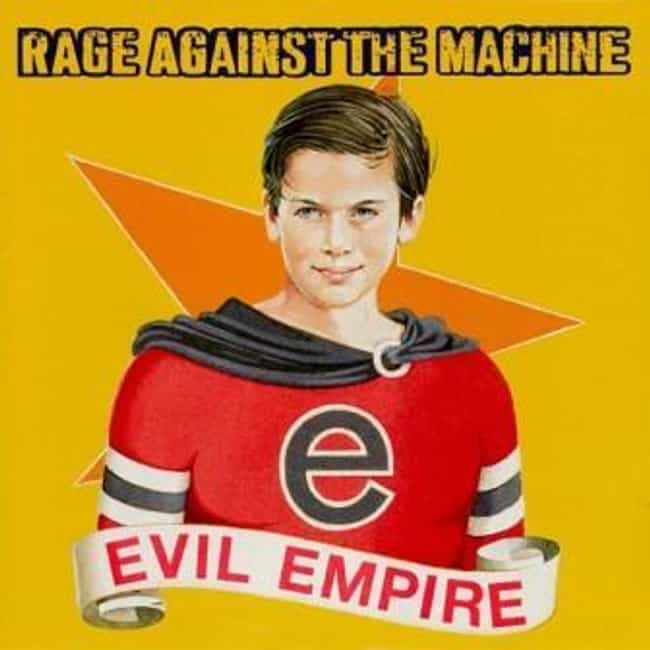 Evil Empire is listed (or ranked) 2 on the list The Best Rage Against The Machine Albums of All Time