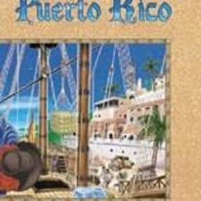 Puerto Rico is listed (or ranked) 7 on the list The Best Board Games for 4 People