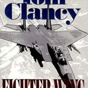 Fighter Wing: A Guided Tour of is listed (or ranked) 19 on the list The Best Tom Clancy Books of All Time