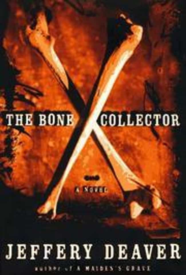 The Bone Collector is listed (or ranked) 1 on the list JEFFERY DEAVER'S Best Books