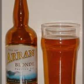 Arran Brewery Blonde is listed (or ranked) 19 on the list Beers with 5.0 Percent Alcohol Content