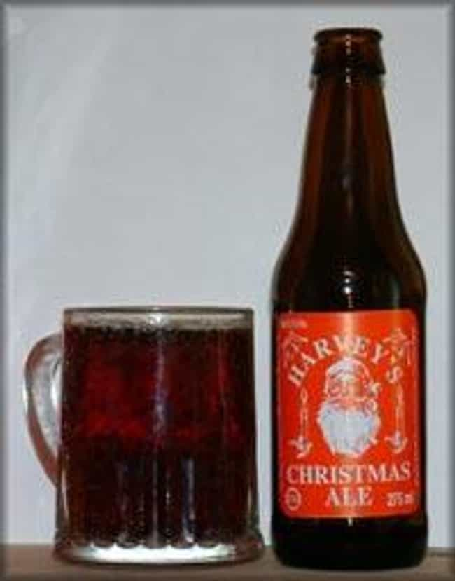 Harvey's Christmas Ale ... is listed (or ranked) 2 on the list Beers with 8.1 Percent Alcohol Content