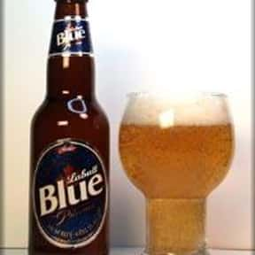 Labatt Blue is listed (or ranked) 4 on the list The Best Canadian Beers