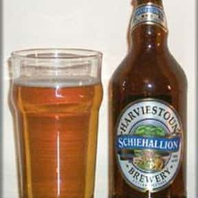 Harviestoun Schiehallion is listed (or ranked) 9 on the list The Best Keg Beers