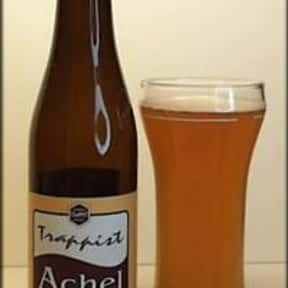Achel 8 Blonde is listed (or ranked) 6 on the list The Top Beers from Belgium