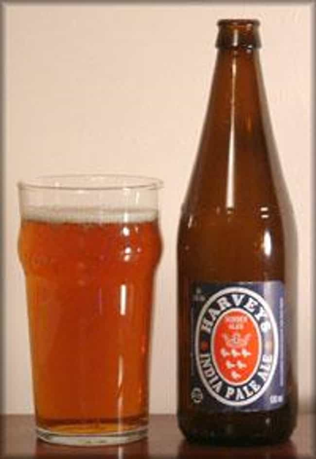 Harvey's India Pale Ale ... is listed (or ranked) 4 on the list Beers with 3.2 Percent Alcohol Content