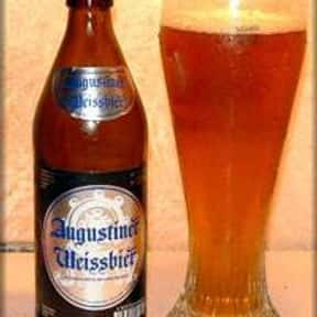 Augustiner Weissbier is listed (or ranked) 19 on the list The Top Beers from Germany