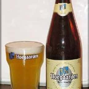 Hoegaarden Witbier is listed (or ranked) 19 on the list The Best Belgian Beers