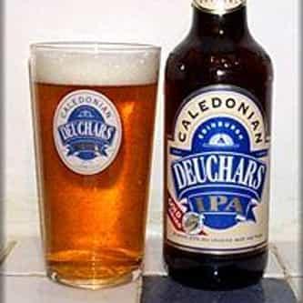 Caledonian Brewery Deuchars IPA
