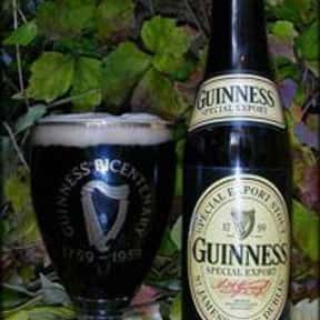 Guinness Special Export Stout is listed (or ranked) 4 on the list The Best Keg Beers