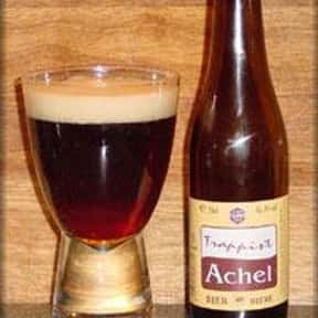 Achel 8 Bruin is listed (or ranked) 7 on the list The Top Beers from Belgium