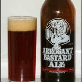 Stone Brewing Co  Arrogant Bastard Ale Rankings & Opinions