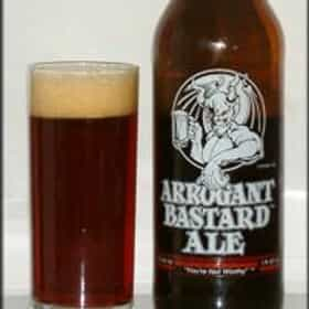 Stone Brewing Co. Arrogant Bastard Ale