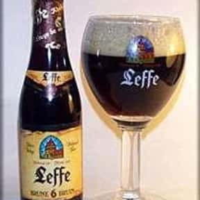 Leffe Brune 6 is listed (or ranked) 17 on the list The Best Belgian Beers