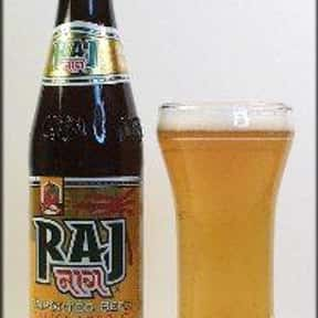 Artos Brewery Raj is listed (or ranked) 20 on the list Beers with 5.0 Percent Alcohol Content