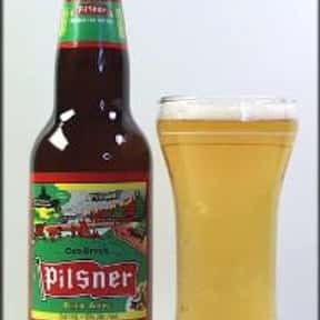 Molson Pilsner is listed (or ranked) 8 on the list The Best Canadian Beers