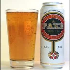 Faxe Premium is listed (or ranked) 4 on the list The Top Beers from Denmark